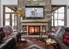 Great Room - Four Pines 102 - Teton Village Luxury Villa Rental