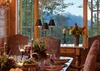 Dining - Riversong Lodge - Wilson WY Luxury Villa Rental
