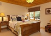 Guest Bedroom 1 - Home on the Range - Jackson Hole, WY - Luxury Villa Rental