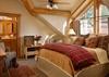 Guest Bedroom 1 - Slopeside Apres Vous - Teton Village, WY Ski in/Ski out - Luxury Villa Rental
