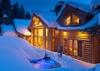 Back Patio - Slopeside Apres Vous - Teton Village, WY Ski in/Ski out - Luxury Villa Rental