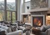Great Room - Cirque View Homestead - Teton Village, WY - Luxury Villa Rental