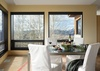 Dining Room - Ridgetop Refuge - Jackson Hole, WY - Luxury Villa Rental