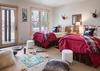 Guest Bedroom 2 -  Moose Creek 04 - Slopeside Cabin in Teton Village - Luxury Villa Rental