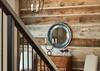 Entryway - Fish Creek Lodge 02 - Teton Village Luxury Cabin Rental