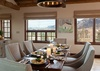 Dining - Shooting Star Cabin 01 - Teton Village, WY - Luxury Villa Rental