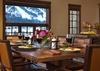 Dining - Shooting Star Cabin 08 - Teton Village Luxury Villa Rental