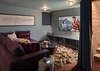 Media Room - Sundown - Jackson WY - Luxury Rental