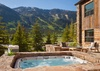 Hot Tub - Shooting Star Cabin 01 - Teton Village, WY - Luxury Villa Rental