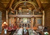 Great Room and Kitchen - Grizzly Wulff Lodge - Jackson Hole Private Luxury Villa Rental