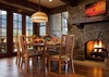 Dining - Big Sky - Jackson Hole, WY - Luxury Villa Rental
