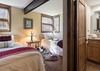 Guest Bedroom 1 - Villa at May Park II - Jackson Hole, WY - Luxury Villa Rental