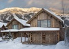 Front Exterior - Fish Creek Lodge 04 - Teton Village, WY - Luxury Villa Rental