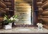 Powder Room - Wilson Faces - Wilson, WY - Luxury Villa Rental