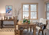 Dining -  Moose Creek 04 - Slopeside Cabin in Teton Village - Luxury Villa Rental