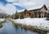 Exterior - Fish Creek Luxury Lodge 75 - Teton Village Luxury Villa Rental