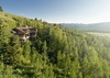 Aerial - Grand View Hideout - Jackson Hole, WY - Luxury Vacation Rental