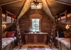 Bunk Room - Royal Wulff Lodge - Jackson Hole Private Luxury Villa Rental