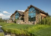 Back Exterior - Fish Creek Lodge 08 - Teton Village, WY - Luxury Villa Rental