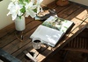 Deck on Landing - Four Pines 07 - Teton Village, WY - Luxury Villa Rental