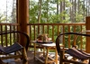 Front Deck - Catamount - Teton Village, WY -  Luxury Villa Rental