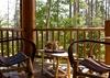 Front Deck - Catamount - Teton Village Luxury Vacation Cabin