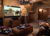 Media Loft - Royal Wulff Lodge - Jackson Hole, WY -  Private Luxury Villa Rental