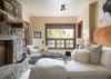 Guest Bedroom 2 - Shooting Star Cabin 02 - Teton Village - Luxury Villa Rental