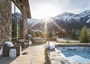 Hot Tub - Fish Creek Lodge 63 - Teton Village, WY - Luxury Villa Rental