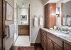 Guest Bathroom - Paintbrush Retreat - Jackson Hole Luxury Villa Rental