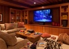 Media Room - Ranch View Lodge - Jackson Hole Luxury Villa Rental