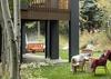 Backyard - Holly Haus - Teton Village, WY - Luxury Villa Rental