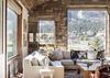 Great Room - Four Pines 05 - Teton Village, WY - Luxury Villa Rental