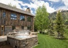 Hot Tub - Shooting Star Cabin 02 - Teton Village, WY - Luxury Villa Rental
