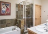 Master Bathroom - Moose Creek 35 - Slopeside Cabin in Teton Village, WY - Luxury Villa Rental