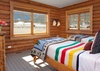 Guest Bedroom 3 - Elk Refuge House -  Jackson Hole, WY - Luxury Vacation Rental