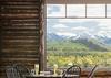 Breakfast Nook - Wilson Faces - Wilson, WY - Luxury Villa Rental