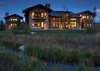 Back Exterior - Canyon Land - Teton Village - Luxury Villa Rental