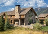 Back Exterior - Fish Creek Luxury Lodge 75 - Teton Village Luxury Villa Rental