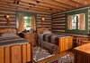 Guest Bedroom 1 - The Cabin - Jackson Hole Luxury Cabin Rental