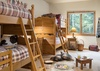 Bunk Room - Holly Haus - Teton Village, WY - Luxury Villa Rental
