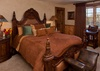 Guest Bedroom 2 - Shoshone Lodge - Jackson Hole Luxury Villa Rental