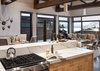 Kitchen - Pearl at Jackson 302 - Jackson Hole Luxury Villa Rental
