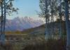 Grand Teton Views - Summer Wind - Jackson WY - Luxury Villa Rental