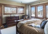 Guest Bedroom - Chateau on the West Bank - Jackson Hole, WY -  Luxury Villa Rental