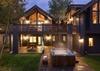 Exterior Back - Holly Haus - Teton Village, WY - Luxury Villa Rental