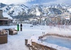Hot Tub - Fish Creek Lodge 08 - Teton Village, WY - Luxury Villa Rental