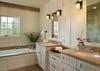 Master Bathroom - Shooting Star Cabin 03 - Teton Village Luxury Villa Rental