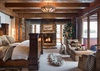 Master Bedroom - Royal Wulff Lodge - Luxury Villa Rental Jackson Hole