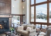 Great Room - Chateau on the West Bank - Jackson Hole, WY -  Luxury Villa Rental